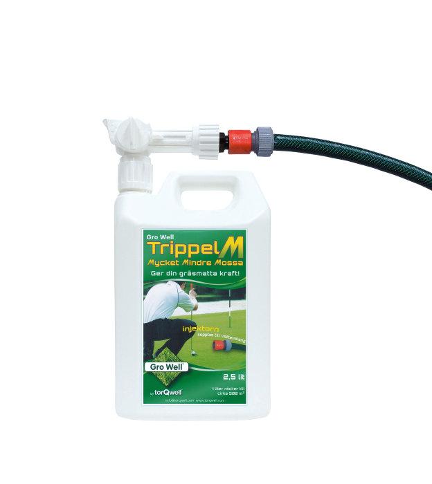 Mossmedel Trippel M