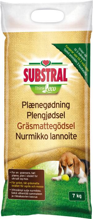 Substral ThinkEco plænegødning 7 kg