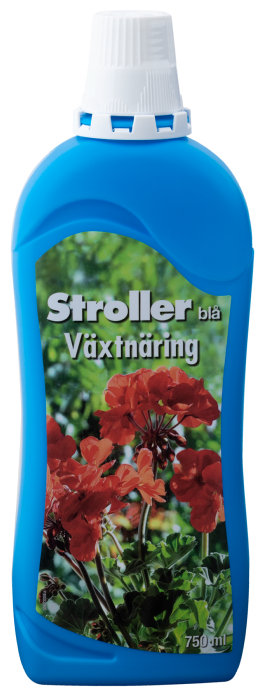 Växtnäring Stroller Blå 750 ml