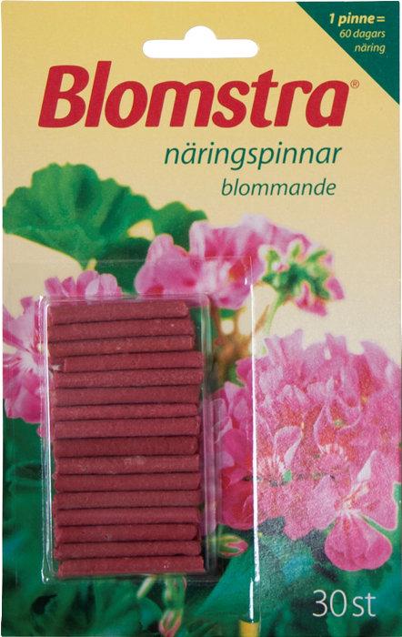 Näringspinnar Blomväxt 30-pack