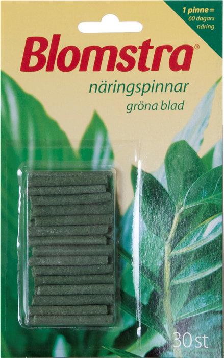Näringspinnar Gröna Växter 30-pack