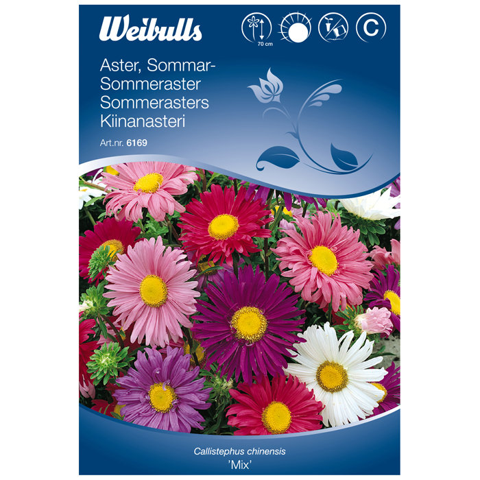 Sommerasters - Mix