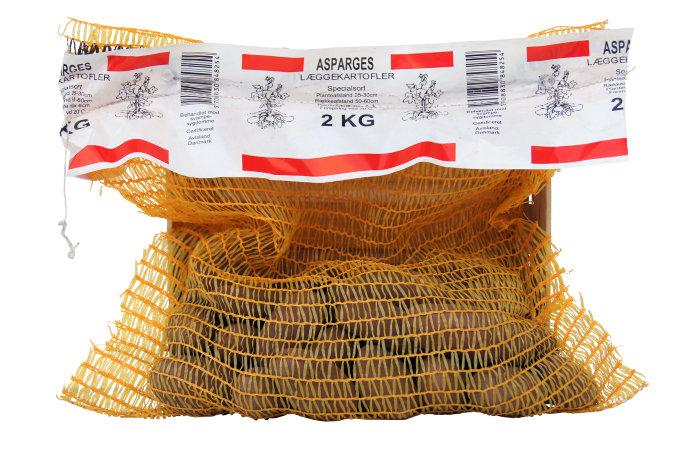 Læggekartofler asparges 2 kg