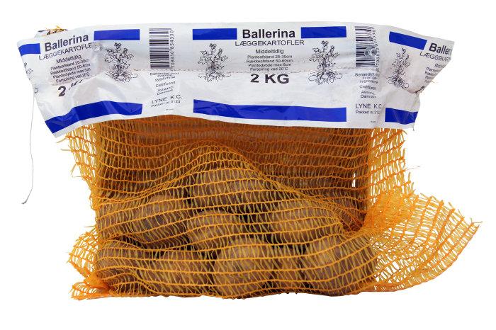 Læggekartofler Ballerina 2 kg