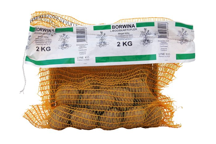 Læggekartofler Borwina 2 kg