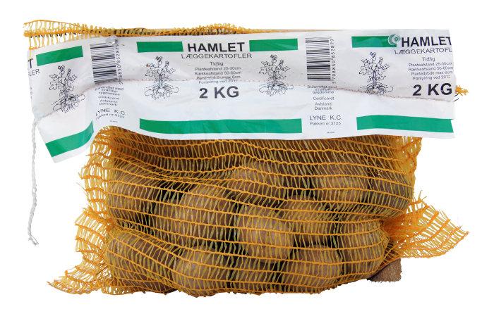 Læggekartofler Hamlet 2 kg