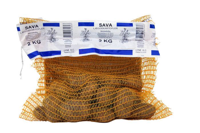 Læggekartofler Sava 2 kg