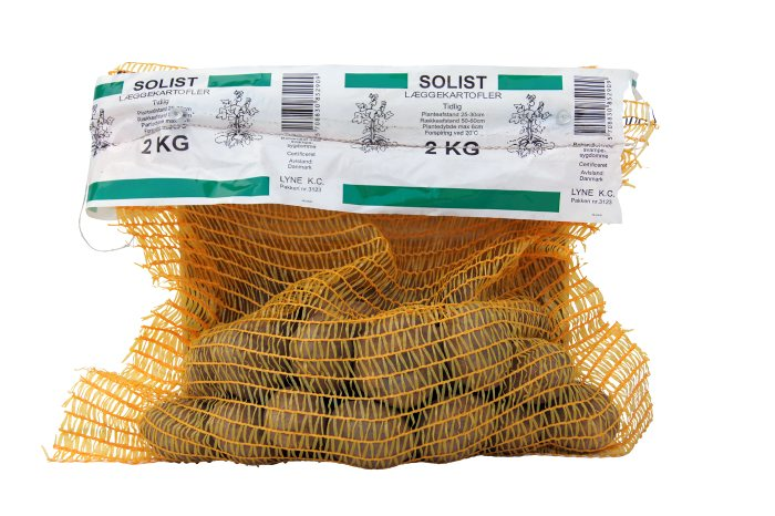 Læggekartofler Solist 2 kg