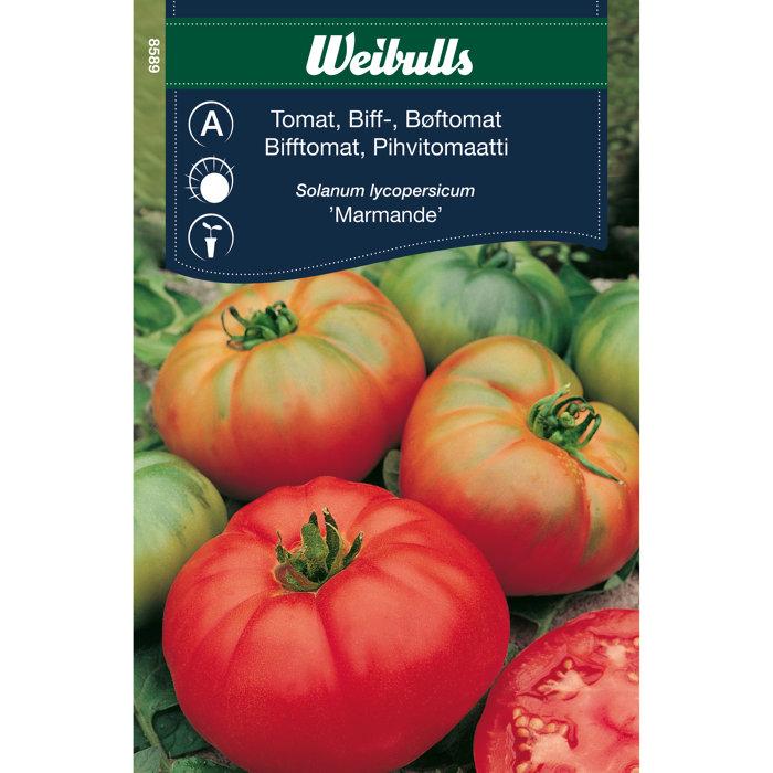 Tomat, bøf - Marmande