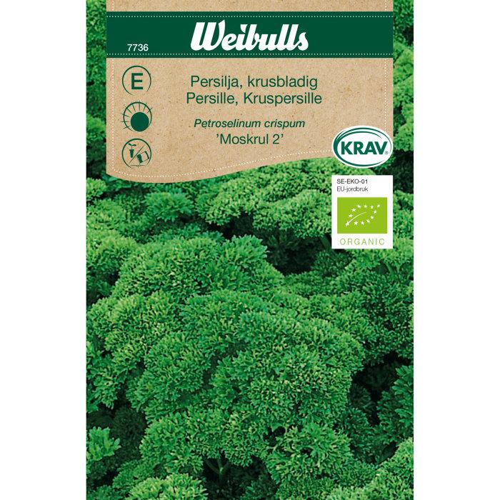Kruspersille økologisk - Moskrul 2