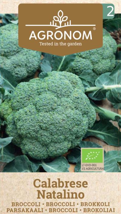 Frö Broccoli Calabrese Bio