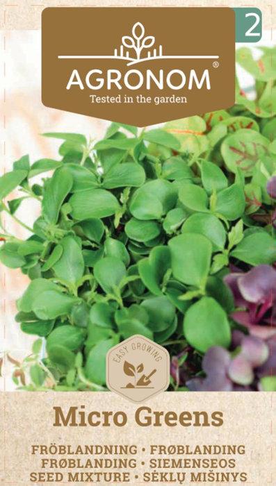 Frö Mix Micro Greens