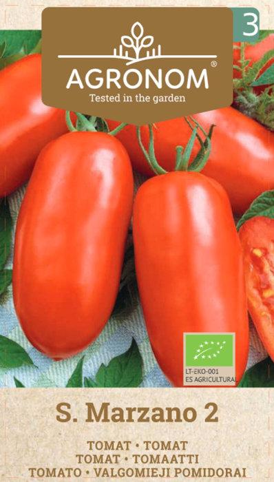 Frö Tomat S. Marzano 2