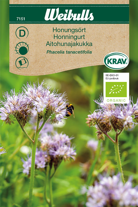 Honningurt økologisk