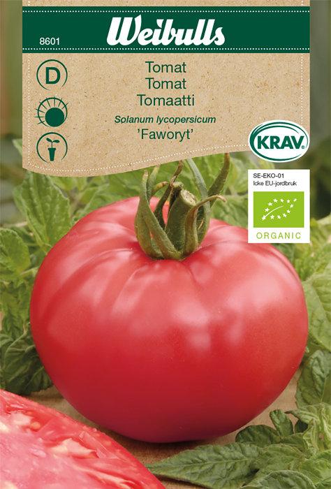 Tomat økologisk - Faworyt