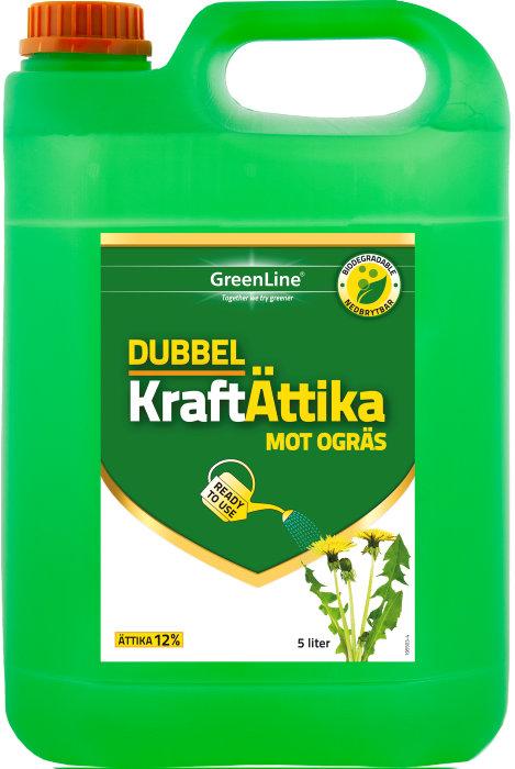 Ogräsättika Dubbel Kraft