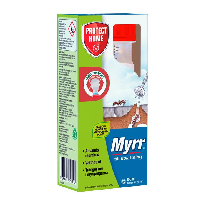 Myrmedel Myrr