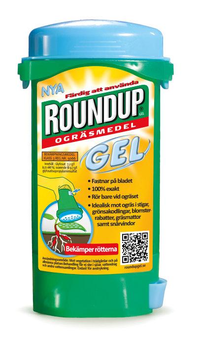 Ogräsmedel Roundup Gel