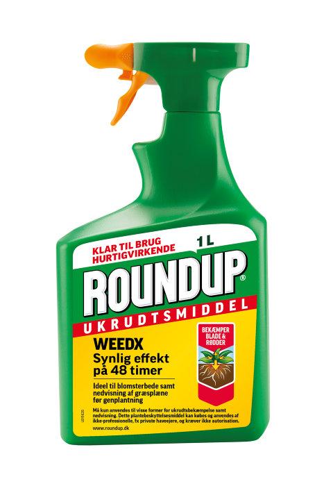 Roundup spray 1 liter