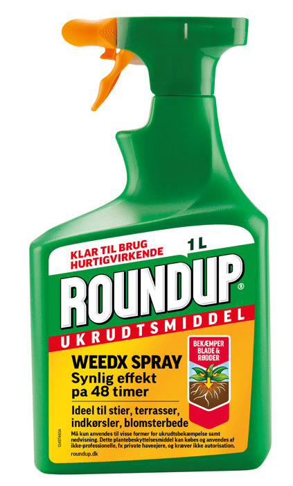 Roundup turbo spray 1l