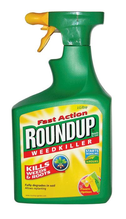 Ogräsmedel Roundup Quick