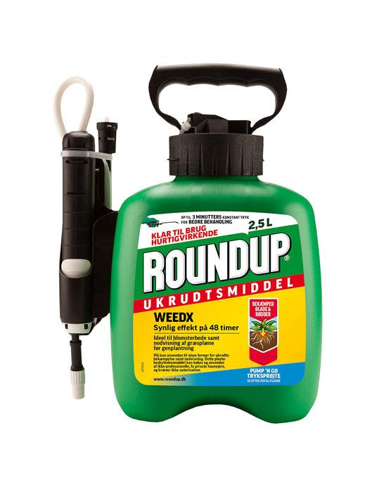 Roundup spray Pump'N Go 2,5 liter