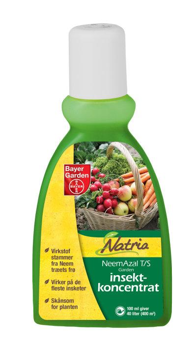 Natria NeemAzal Insektmiddel 100 ml koncentrat