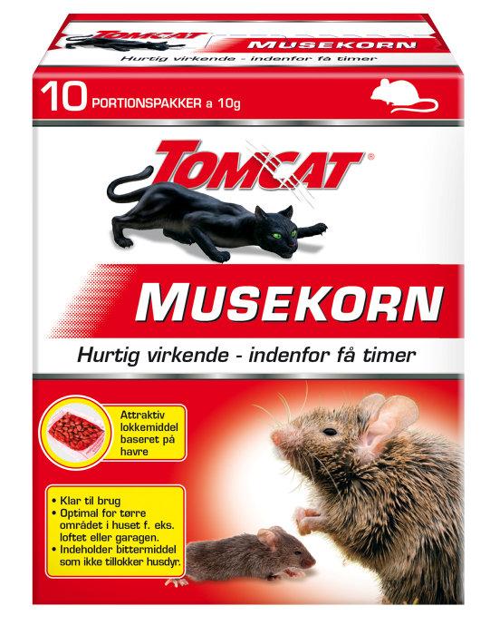 Musekorn - 10 x 10 g