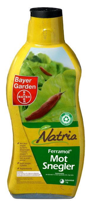 Ferramol mot snegler - Natria