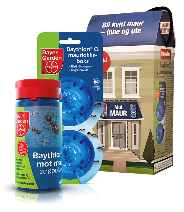 Ant box - care pack Baythion