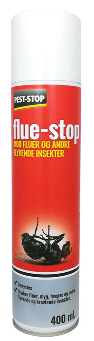 Flue-stop fluespray 400 ml - Pest-Stop