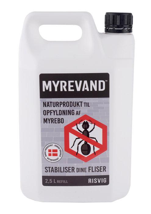 Myrevand 2,5 L