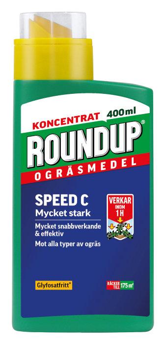 Roundup Speed PA Conc 400 ml