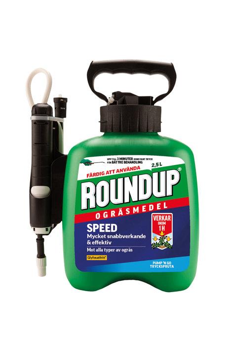 Roundup Speed Pump N Go