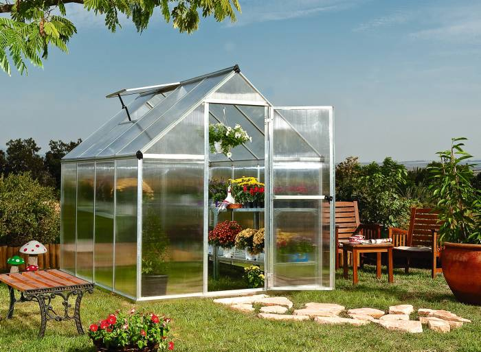 Växthus Mythos 4,88 m²