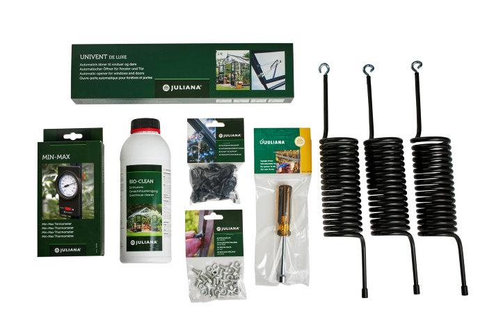 Växthus Juliana Startpaket
