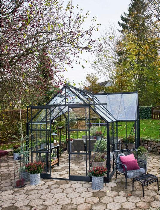 Växthus Garden Room