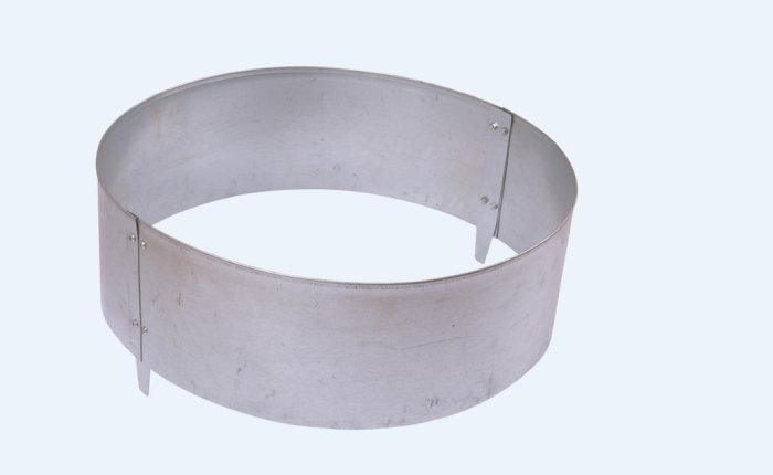 TrädringStål Galvaniserad 60 cm