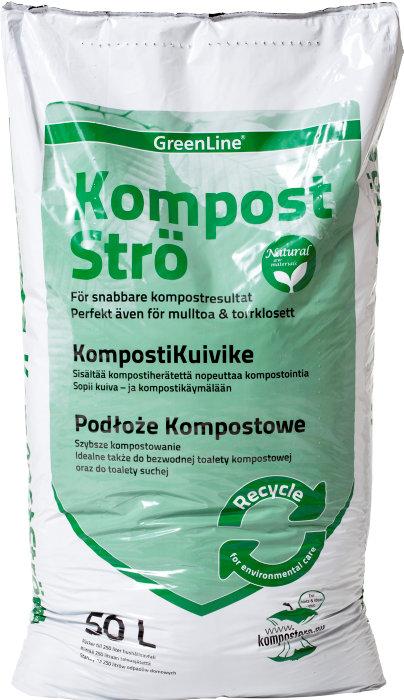 Kompostströ 50 l