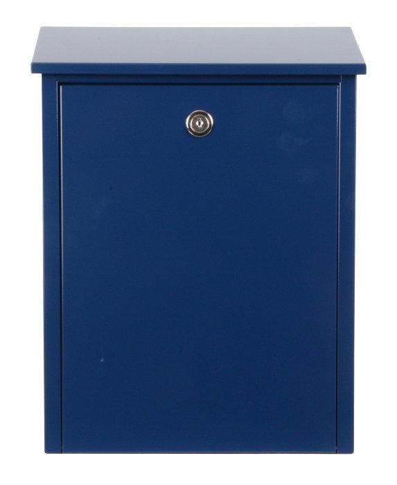 Allux postkasse 200 - blå