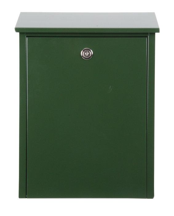 Allux postkasse 200 - grøn