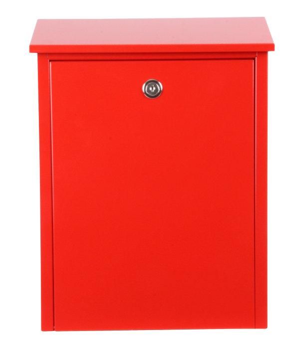 Allux postkasse 200 - rød