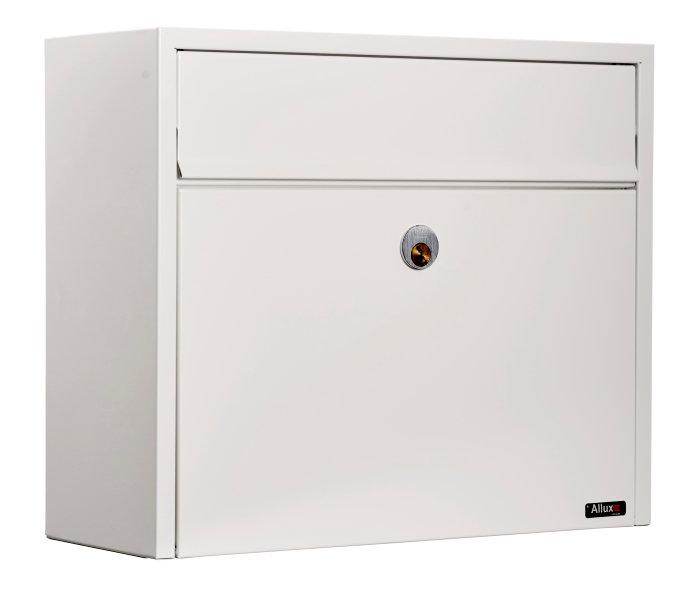 Allux postkasse LT150 - hvid