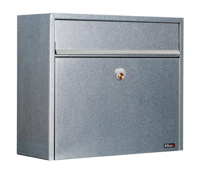 Allux postkasse LT150 - galvaniseret