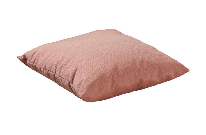 Pute Vanessa 50 x 50 cm - rosa