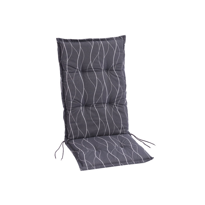 Sæde-/ryghynde Doha t/positionsstol grå - Sunlife