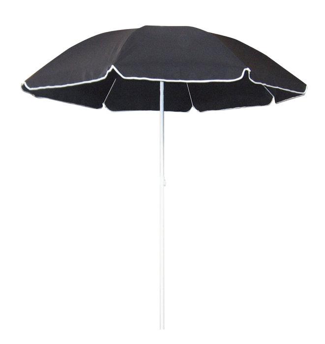 Parasoll  Taipei med knekk-funktion Ø200 cm svart - Sunlife