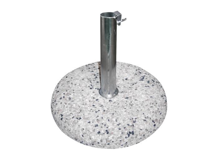 Godt Rund parasolfod med dekorative sten   Billigst i jem & fix RN37