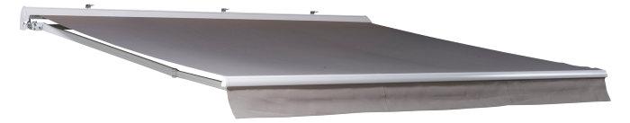 Markise manuel taupe B480 x D300 cm