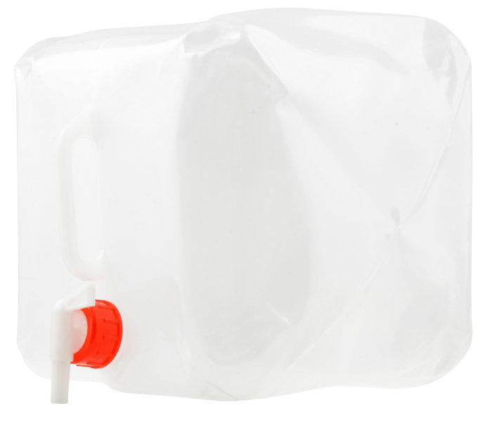 Foldbar vanddunk 15 liter med tappehane